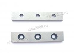 Ножи для торцевателя МСПТ-160 (80мм, 3 отв., комплект) Арт.: 0502