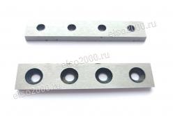 Ножи для торцевателя МСПТ-160 (80мм, 4 отв., комплект) Арт.: 0503