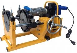 МСПТ-200У2 Механический сварочный аппарат для стыковой сварки пластиковых ПНД полиэтиленовых ПЭ труб встык