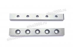 Ножи для торцевателя МСПТ-250 (115мм, 5 отв., комплект) Арт.: 0507