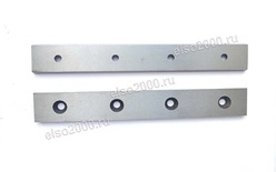 Ножи для торцевателя МСПТ-450 (215мм, 4 отв., комплект) Арт.: 0511