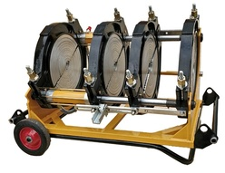 МСПТ-355 Гидравлический сварочный аппарат для стыковой сварки пластиковых ПНД полиэтиленовых ПЭ труб встык