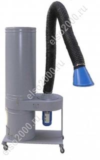 УВП-1200АК с ПВУ Установка вентиляционная пылеулавливающая (поворотно вытяжным устройством)