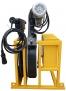 МСПТ-400 (Россия) Гидравлический сварочный аппарат для стыковой сварки пластиковых ПНД полиэтиленовых ПЭ труб встык ( 90-400 мм, 220В)